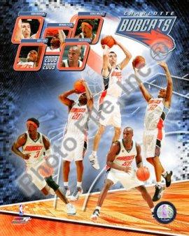 NBAs Charlotte Bobcats