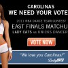 Lady Cats Need Your Vote – NBA Dance Team Contest