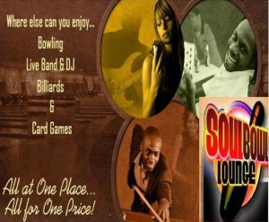 Soul Bowl Lounge on May 30th