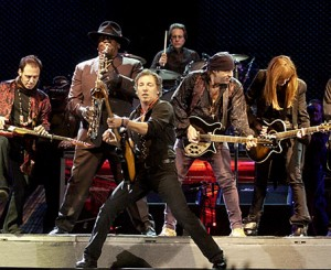 Bruce Springsteen and the E Street Band Nov 3rd