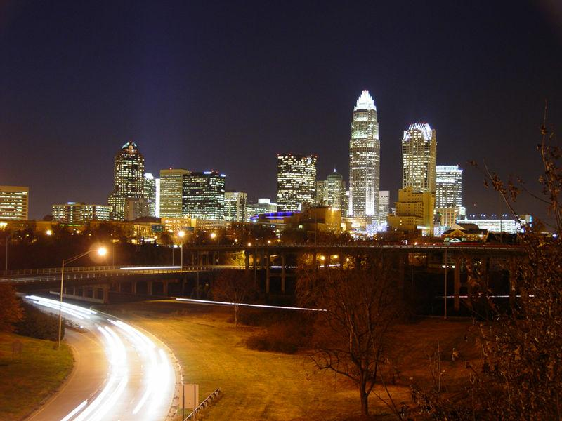 Charlotte's Happening At Night