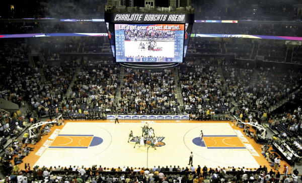Friday October 30th against the New York Knicks. Time Warner Cable Arena