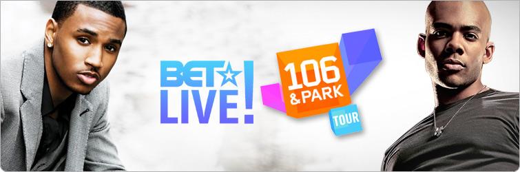 BET 106 & Park Tour Oct 12th