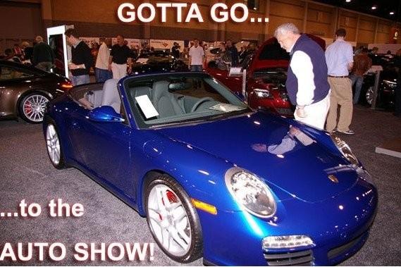 Charlotte International Auto Show Nov 19-22