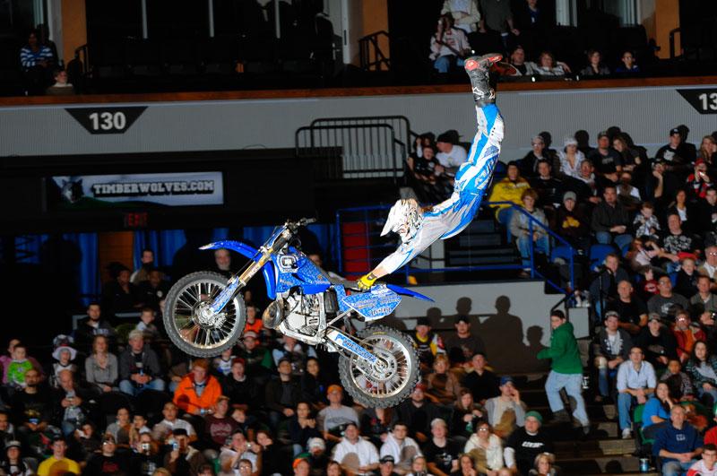Freestyle Motocross Jan. 2nd @ TWC Arena