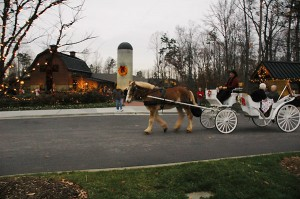 Christmas @ Billy Graham Library Dec 1st - 23rd