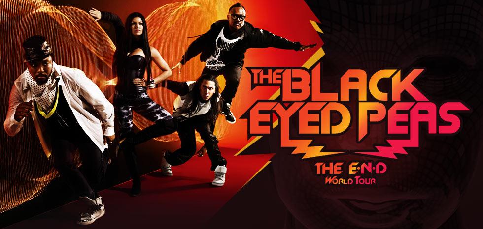 Black Eyed Peas February 20th