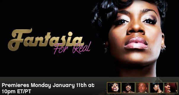 Fantasia Reality Show Mondays on VH1