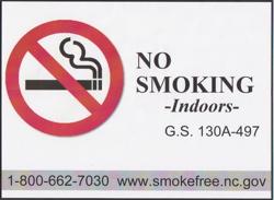 Happy New Year & Goodbye Indoor Smoking