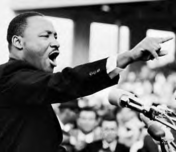 2011 Martin Luther King Jr Day Events