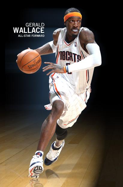 Congratulations Gerald Wallace | 2010 All-Star