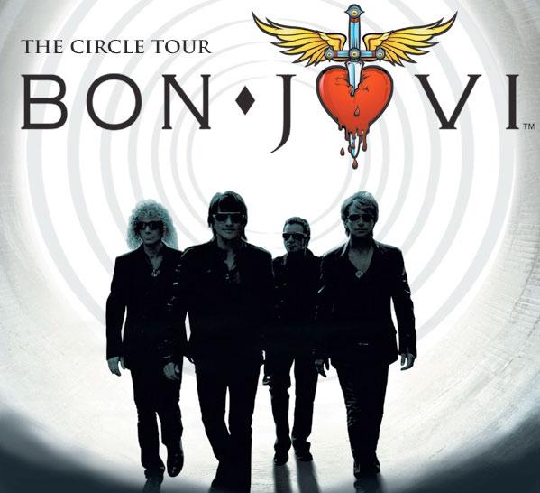 Bon Jovi April 22nd