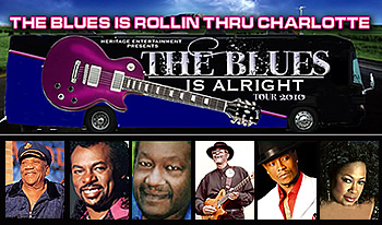Charlotte Blues Festival Feb 26