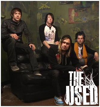 The Used February 25th