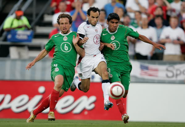 Mexico's El Tri Vs. Iceland Soccer Exhibition March 24 @ BOA Stadium