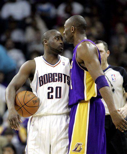 Charlotte Bobcats Defeat L.A. Lakers 98-83