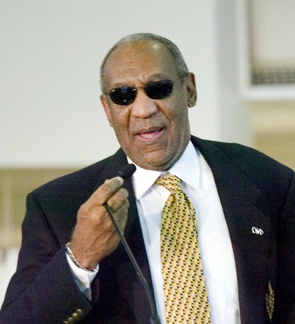 Bill Cosby April 25th