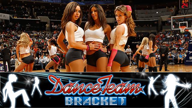Lady Cats 2010 NBA Dance Team Bracket Champions