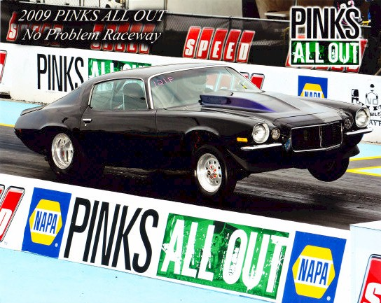 Pinks All Out April 23rd & 24th