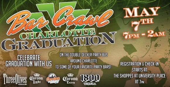 2011 Charlotte Alzheimer's Bar Crawl