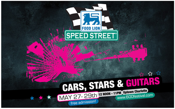 2011 Food Lion Speed Street May 26th-28th