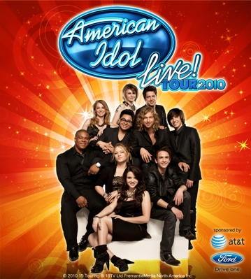 American Idol LIVE! July 28th