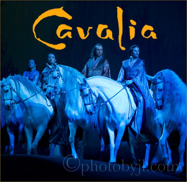 Cavalia Brings Big Top Production To Charlotte