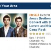 Jonas Brothers Oct. 17th