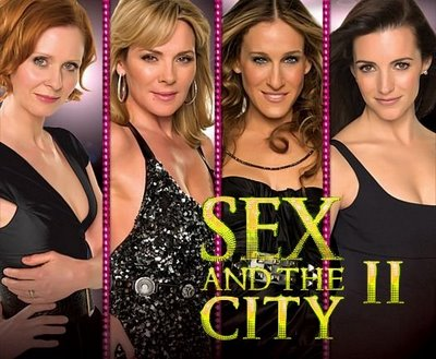 Sex and the City 2 Pre-Screening Event May 26th