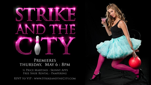 Strike and the City Every Thursday