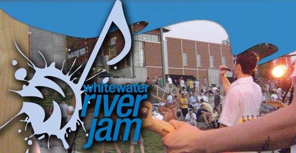 White Water River Jam