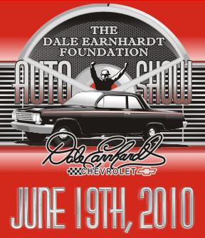 The Dale Earnhardt Foundation Auto Show June 19th