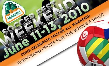 Soccer Fest Weekend @ Plaza Fiesta Carolinas