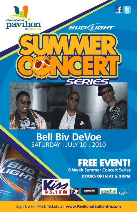 Summer Concert Series Feat Sugar Ray June 25th