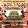 Pro Boxing & Mixed Martial Arts Fighting July 31st