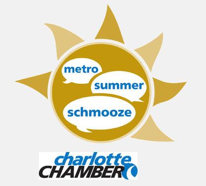 Charlotte Chamber Summer Schmooze July 27th