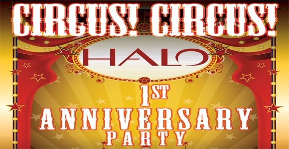 Halo's 1st Anniversary Party July 17th