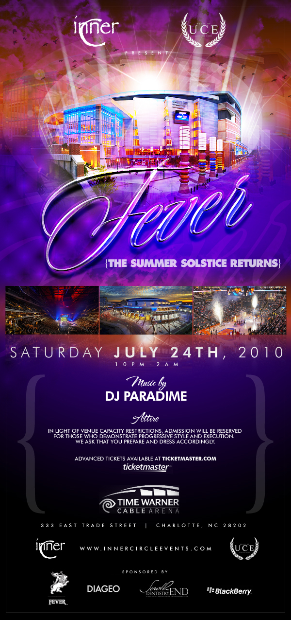 Inner Circle's Finale July 3rd