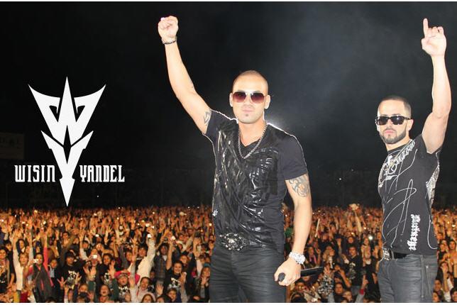 Wisin & Yandel August 1st