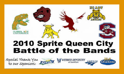 Sprite Queen City Battle of the Bands August 28th