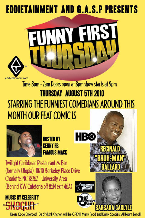 Funny First Thursday August 5th