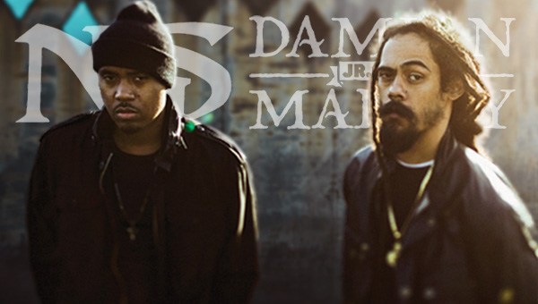 Nas & Damian Marley August 24th