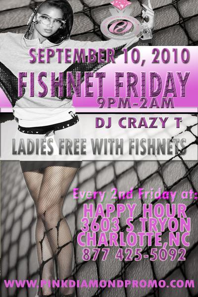 Fishnet Fridays