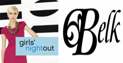 Girls' Night Out Event at Belk Sept 22nd