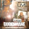 Gucci Mane Album Release Party Thursday Sept 16th