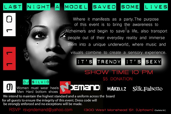 Last Night A Model Saved Some Lives Sept 11th