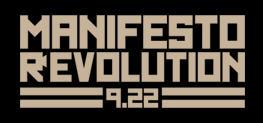 Manifesto Film Festival Sept 22nd