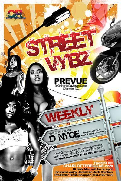 Street Vybz Thursdays