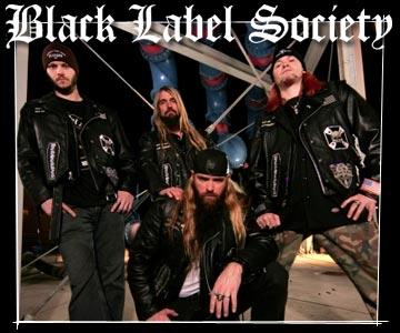 Black Label Society Oct 24th