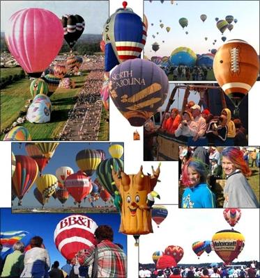 Carolina Balloon Fest Oct 22nd – 24th